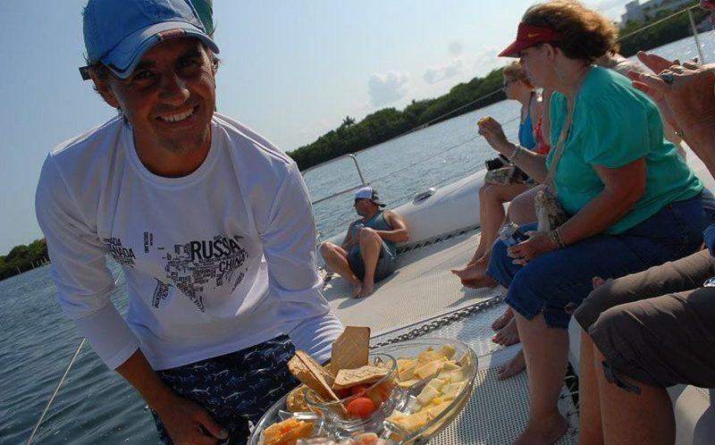 all inclusive catamaran tour